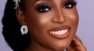 Today's Beauty is a Perfect Blend of Nude + Smokey Eyes! | Fashion Style Nigeria