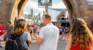 First Time Tips for Visiting The Wizarding World of Harry Potter