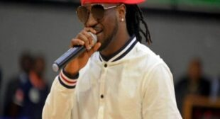 'Remember our leader will rather the food spoils than give the masses'- Paul of Psquare tells Nigerians | Fashion Style Nigeria