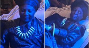 Mixed .s as Charley Boy ditches male clothings for feminine blouse, gele, and elaborate bangles |photos | Fashion Style Nigeria