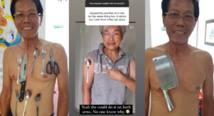 M'sians feeling magnetic, stick metal objects on themselves after Covid-19 vaccine – Mothership.SG – News from Singapore, Asia and around the world