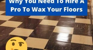 Tips For Waxing New Jersey Business Floor   Cleaning World Inc.