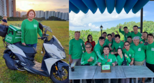 S'porean GrabFood rider has schizophrenia but thrives because of supportive 'gang' of riders – Mothership.SG – News from Singapore, Asia and around the world