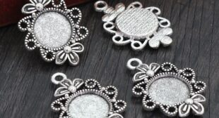 20pcs 12mm Inner Size Antique Silver Plated Fashion Style Cabochon Base Cameo Setting Charms Pendant (A2-16) – Special Offer #016C9   Rainbowpals