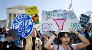Supreme Court refuses to block Texas abortion law on technical grounds – ABC7 New York