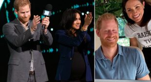Prince Harry and Meghan Markle demand world leaders share vaccine in New York   Daily Mail Online