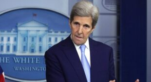 Kerry: Protecting Planet 'First and Foremost' in Dealings with China, Not Human Rights, Life Is 'Full of Tough Choices'