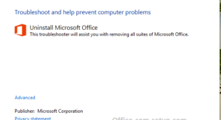 How To Resolve If Microsoft Office Won't Install?