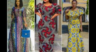 2020 BEAUTIFUL AFRICAN PRINT DRESSES: 45+ MOST IMPECCABLE AND FLAWLESS #AFRICAN #ANKARA DRESSES 2020 Fashion Style | Fashion Style Nigeria