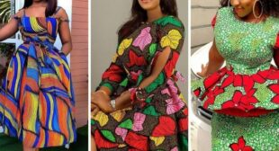 STAY STYLISH WITH IMPECCABLE AND FLAWLESS AFRICAN DRESSES 2020: LATEST ANKARA STYLISH DESIGNS 2020 Fashion Style | Fashion Style Nigeria