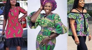 2020 STYLISHLY BEAUTIFUL AFRICAN PRINT AND LACE DRESSES FOR WOMEN: ELEGANT AND UNIQUE STYLES 2020 Fashion Style | Fashion Style Nigeria