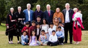 Meet the family with the most albino members in the world